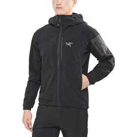 Arc'teryx Gamma MX Huppari Miehet, blackbird
